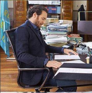 """Alia nella Serie Tv """"Oltre la Soglia"""""""